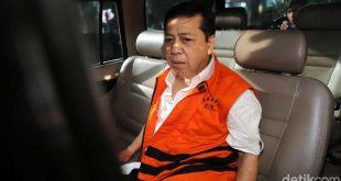 Berkas Setya Novanto Lengkap, Total 99 Orang Saksi Diperiksa KPK