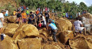 Badai Kai-tak Filipina Sebabkan Tanah Longsor dan 26 Orang Tewas