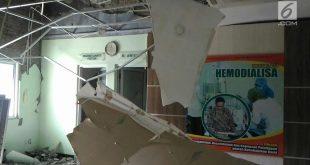 BNPB: Korban Meninggal Gempa Tasikmalaya Dua Orang Akibat Tertimpa Tembok