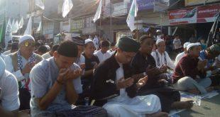 Masyarakat OKU Siap Bersatu Bela Al Quds