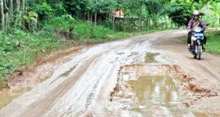Pemudik Harus Waspadai Ancaman Jalan Longsor di Kabupaten OKU, Ini Titik-titiknya