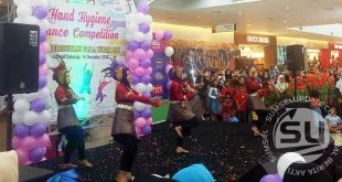 Budayakan Cuci Tangan,  RSUD Baturaja Gelar Lomba Dance Hand Hygiene Competition