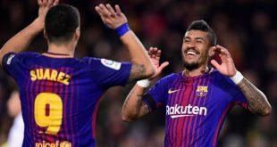 Barcelona Pesta Gol di Kandang Deportivo