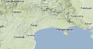 Pasca-Gempa, Warga di Pengandaran Masih Siaga