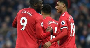 Manchester United Jaga Jarak Poin dengan Man City