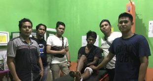 Polsek Gunung Megang Ringkus Spesialis Pembobol Rumah Kosong