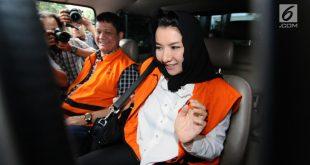 KPK Duga Bupati Rita Gunakan Uang TPPU untuk Perawatan Kecantikan
