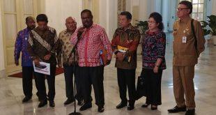Gubernur Papua dan Bupati Asmat Tolak Usul Jokowi untuk Relokasi Warga