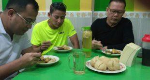 Cagub dan Cawagub Sumsel Luncurkan OK OCE Kito Bareng Sandiaga Uno