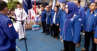 Tahun Politik, Ishak Mekki Minta Kader Demokrat OKU Ambil Peran di 2018