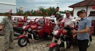 KSM di Tujuh Kecamatan Muaraenim Dapat Bantuan TPS 3R