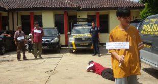 Usai Ditikam, Darwi Langsung Tumbang