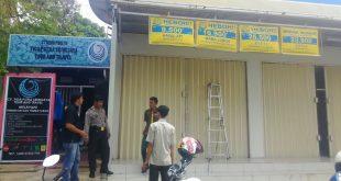 Pencuri Gasak Uang Ratusan Juta dari ATM BCA Indomaret Jalan Sersan Sani