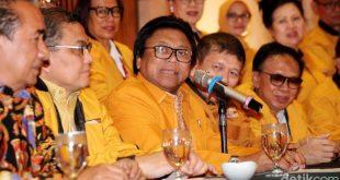 OSO: Pak Menteri Yasonna Percaya dengan Partai Kita