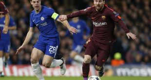 Messi Akhiri Paceklik, Chelsea-Barcelona Imbang