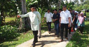Jika Ada Temuan Terkait Dana Desa, Bupati Mura Mempersilahkan Aparat Memprosesnya