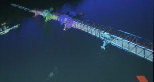 Jembatan Musi Sekayu Bakal Dipercantik dengan Permainan Cahaya dan Warna