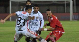 Persija Unggul 2-0 Atas Bali United