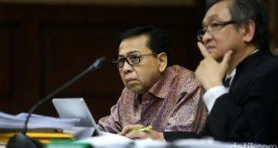 Sidang Tuntutan Pekan Depan, KPK Umumkan Status 'Justice Collaborator' Setya Novanto