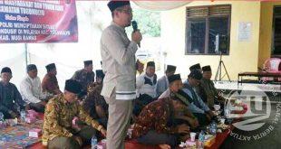 Jalin Sinergitas, Polsek Tugumulyo Lakukan Giat Silaturahmi