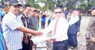 Pemkab Muratara Distribusikan Bantuan Banjir