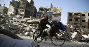 Pasukan Pemerintah Suriah Berhasil Rebut Ghouta Timur