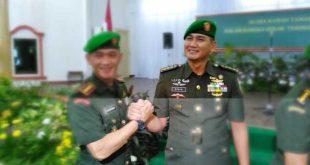 Kol Inf Iman Budiman Resmi Jabat Danrem 044/Gapo