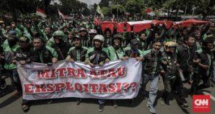 Kawal Demo Ojek Online di DPR, Polisi Kerahkan 7 Ribu Personel