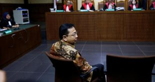 Hakim: Novanto Terima Jam Richard Mille karena Jasa Urus e-KTP