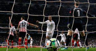 Gol Ronaldo di Menit Akhir Selamatkan Madrid dari Kekalahan