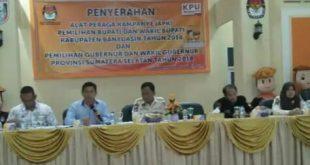 KPU Banyuasin Beberkan Teknis Penyusunan Dana Kampanye