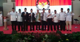 Optimis Pimpin Banyuasin, Kandidat Bupati Sampaikan Program Dalam Debat