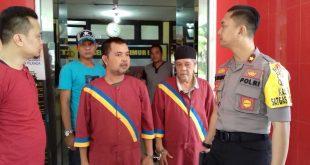 Operasi Balak Jaring Penjudi di Palembang