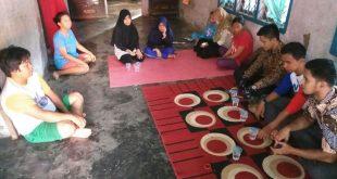KMSB OKU Bantu Korban Kebakaran di Bungur dan Berencana Kembali Bangun Rumah Lewat Donasi
