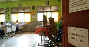 UN SMP Dimulai, UNBK Masih Belum Maksimal