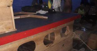 Tabrak Tunggul Kayu, Kapal yang Angkut Rombongan Kapolres Tenggelam