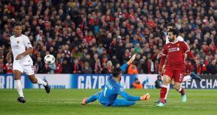 Liverpool Tenggelamkan Roma 5-2