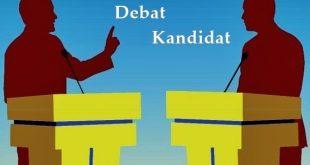 Pembukaan Debat Dilakukan Tertutup, Banyak Undangan Tertahan Tak Bisa Masuk