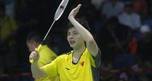 Kandaskan Jepang, Tiongkok Juara Piala Thomas 2018
