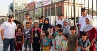 Viral Anak-anak Yatim Piatu Ditolak Masuk Mal Mewah di Irak