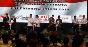 Empat Paslon Walikota Palembang Paparkan Program Unggulan di Debat Terbuka