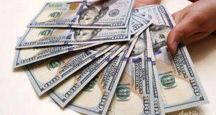 Dolar AS Balik Menguat ke Rp 14.000, Darmin: Kita Liburnya Banyak