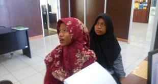 Dikeroyok Tetangga, IRT Datangi Polresta Palembang