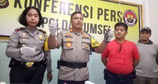 Terlibat 11 Kasus Pencurian dan Melawan Petugas, Begini Nasib Residivis Ini