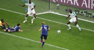 Saling Berbalas Gol, Jepang vs Senegal Berakhir 2-2