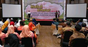Diknas Silaturahmi Bersama Ratusan Kepala SMA-SMA se-Sumsel