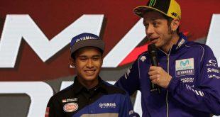 Valentino Rossi Puji Pembalap Indonesia