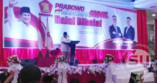Prabowo Minta Kader Gerindra Menangkan Setiap Pilkada