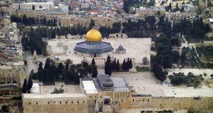 Beda Dengan AS,  Inggris Akui Yerusalem Milik Palestina