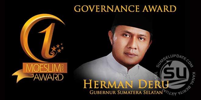 Romahurmuziy Kpk Hd: Herman Deru Sabet Moeslim Choice Goverment Awards 2018
